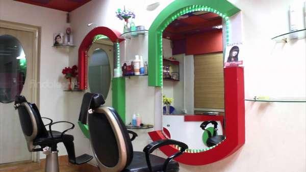 hairdressers decoration9 دکوراسیون آرایشگاه مردانه