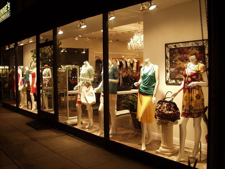 online boutique دکوراسیون مغازه خود را متفاوت کنید