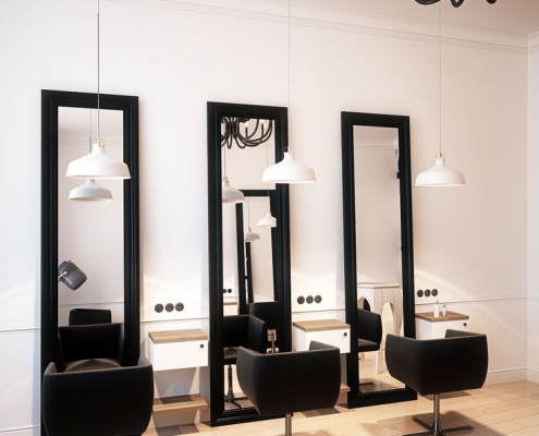 Hairdresser decoration design and features 1 495x400 صفحه اصلی