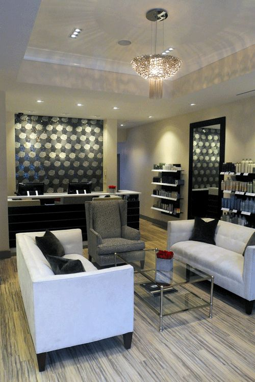 Hairdresser decoration design and features 2 طراحی دکوراسیون آرایشگاه و ویژگی ها