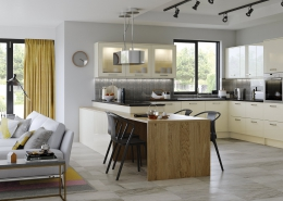 Tips that you must know about selecting kitchen cabinets 1 260x185 مطالب دکوراسیون