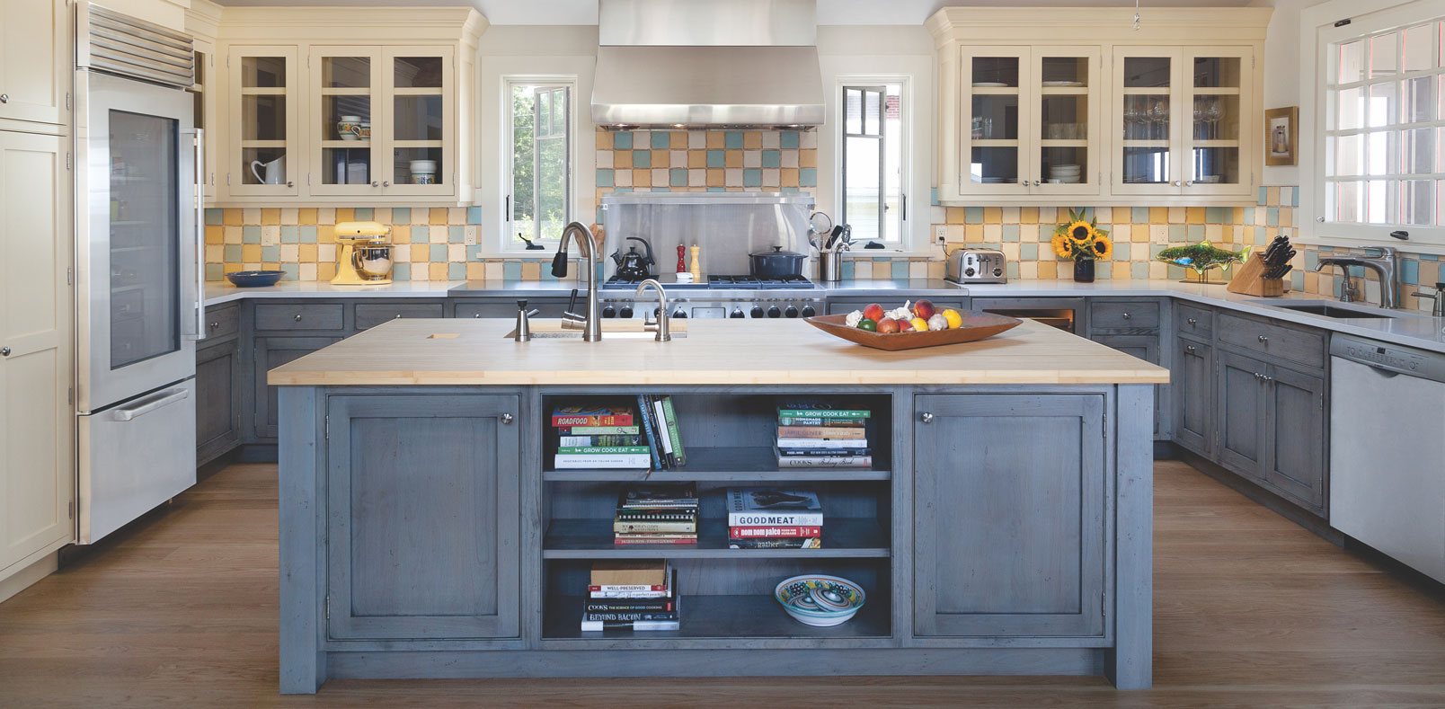 Tips that you must know about selecting kitchen cabinets 4 نکاتی که باید در مورد انتخاب کابینت آشپزخانه بدانید