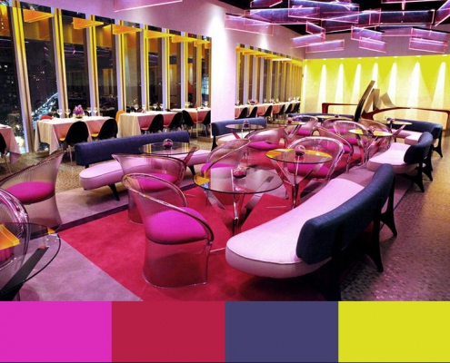 What color is suitable for the decoration of the restaurant 1 495x400 صفحه اصلی