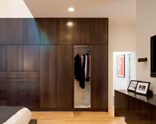 Closet bedrooms 18 کمد دیواری اتاق خواب با طرح های مدرن و جدید