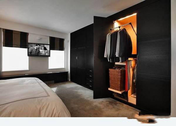 Closet bedrooms 2 کمد دیواری اتاق خواب با طرح های مدرن و جدید