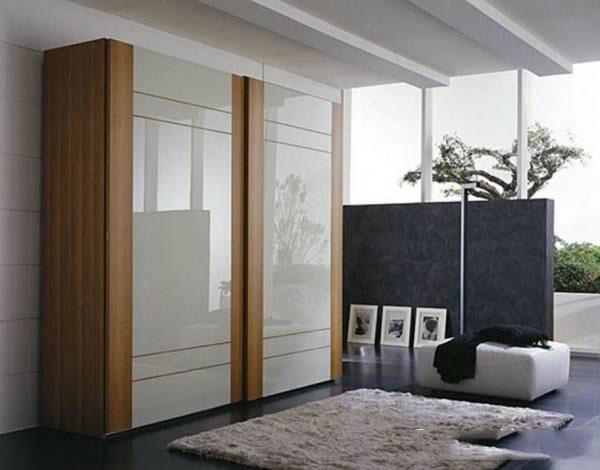 Closet bedrooms 7 کمد دیواری اتاق خواب با طرح های مدرن و جدید