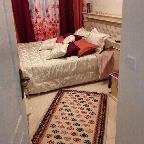 aroos4 چیدمان و تزیین اتاق خواب عروس