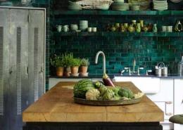 decorate the kitchen2 260x185 مطالب دکوراسیون
