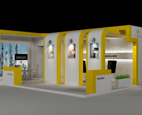 exhibition stand 495x400 صفحه اصلی