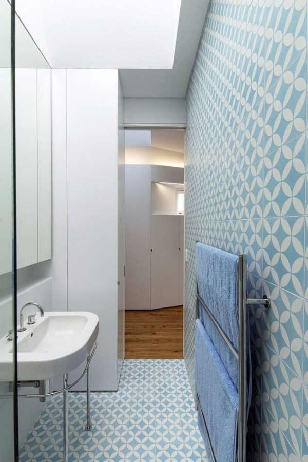 bathroom2 چند ایده در انتخاب کاشی حمام و سرویس بهداشتی