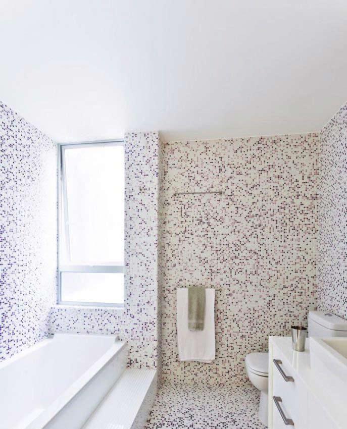 bathroom5 چند ایده در انتخاب کاشی حمام و سرویس بهداشتی