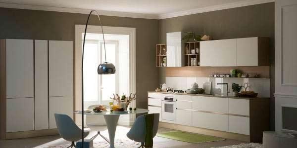 Kitchen cabinets gloss 19 تصاویر جدید از کابینت هایگلاس