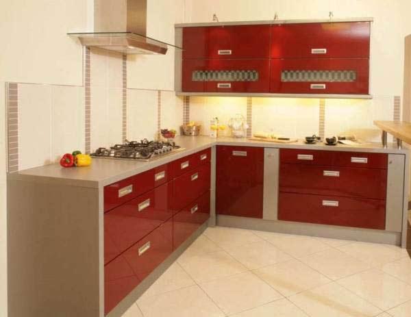 Kitchen cabinets gloss 7 تصاویر جدید از کابینت هایگلاس