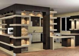 cabinet kitchen MDF 2 260x185 مطالب دکوراسیون