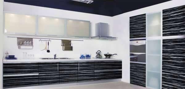 cabinet kitchen MDF 8 مدل کابینت های ام دی اف برای آشپزخانه های بزرگ و کوچک