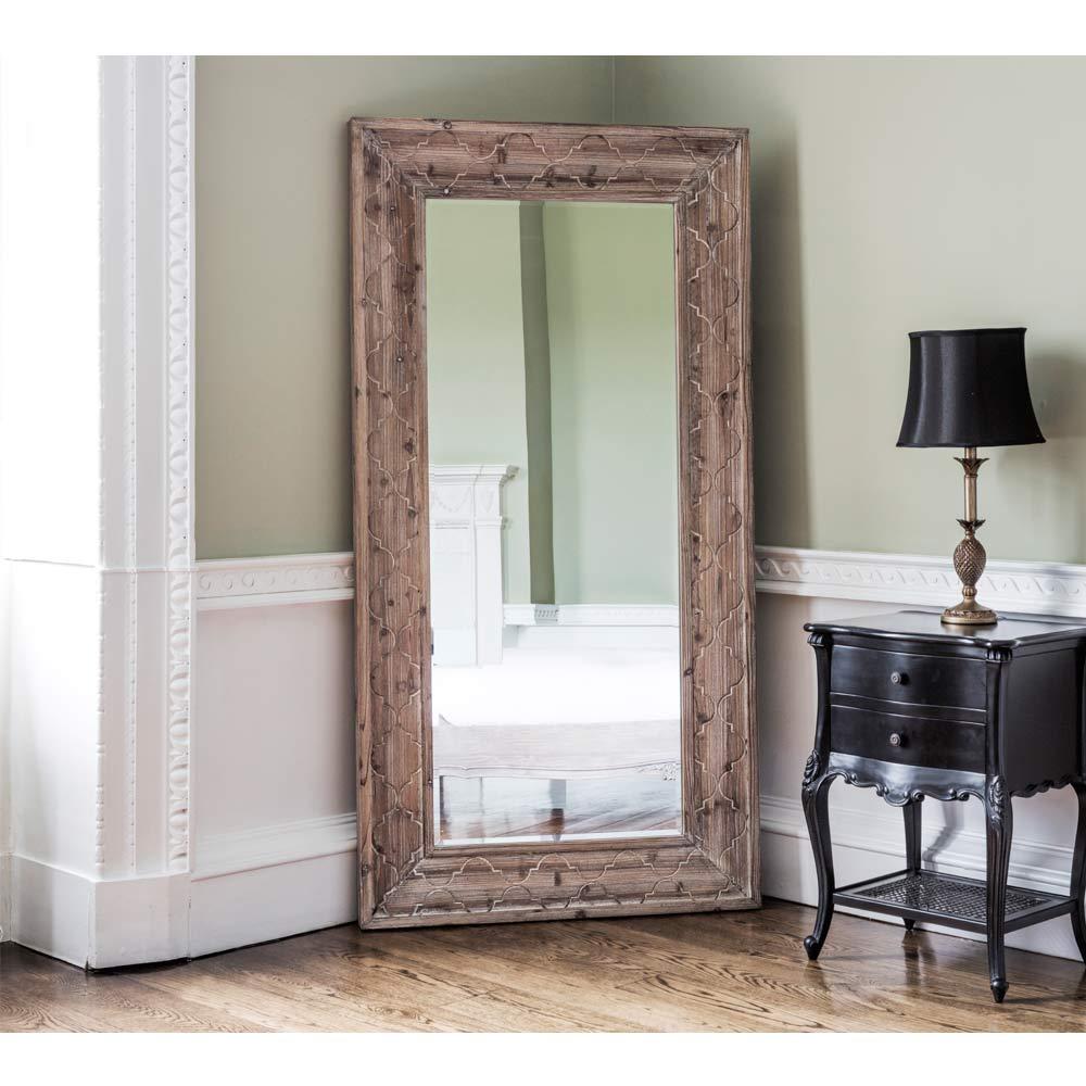 mirrors in decoration 4 آیینه های قدی در دکوراسیون