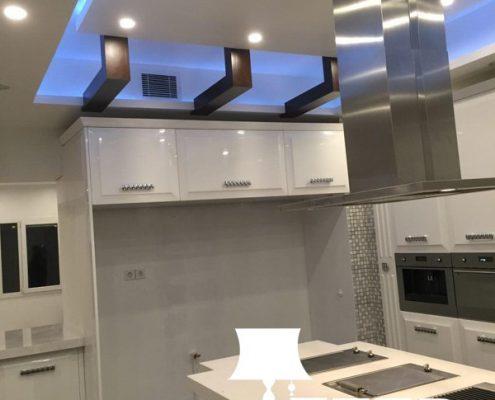 Design and implementation unit 45 495x400 طراحی و اجرای کلی واحد مسکونی|زعفرانیه