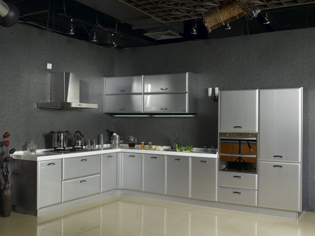 MDF or metal kitchen cabinets 1 کابینت آشپزخانه MDF یا فلزی؟