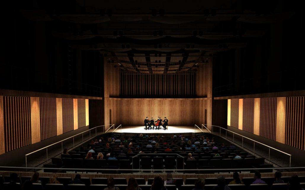 Theater Hall Design 3 1030x644 طراحي سالن تئاتر