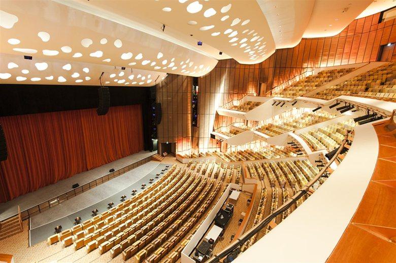 Theater Hall Design 4 طراحي سالن تئاتر