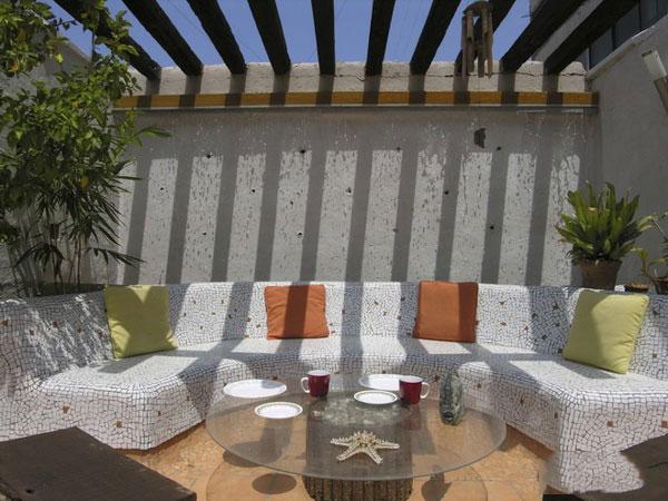 style patio 5 کاشی کاری مدرن در دکوراسیون