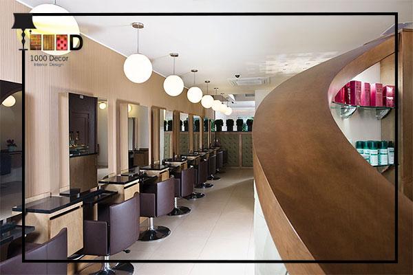 1000decor Barbershop 4 بهترین و شیک ترین دکور آرایشگاه مردانه