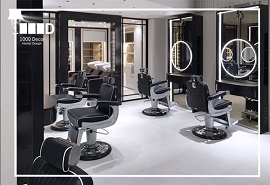 1000decor Barbershop banner صفحه اصلی