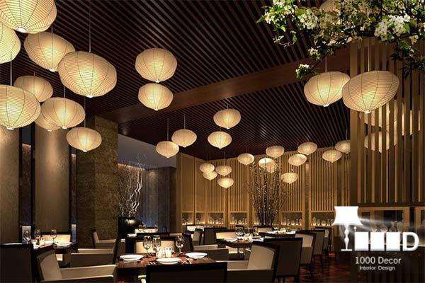 1000decor Cafe and Restaurant Decor No 02 خلاقیت و نوآوری در دکور کافه و رستوران