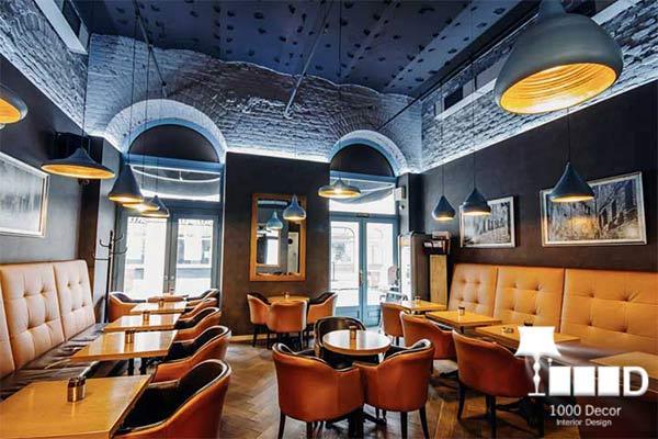 1000decor Cafe and Restaurant Decor No 03 ✔خلاقیت و نوآوری در دکور کافه و رستوران(5 ایده جدید)