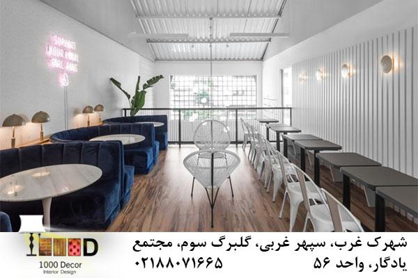 1000decor Cafe and Restaurant Decor No 04 ✔خلاقیت و نوآوری در دکور کافه و رستوران(5 ایده جدید)