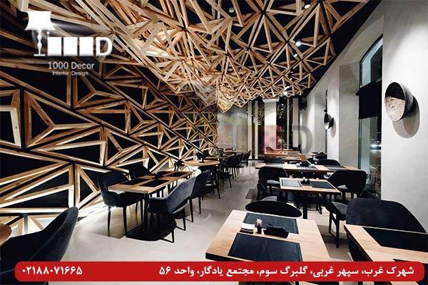 1000decor Cafe and Restaurant Decor No 06 خلاقیت و نوآوری در دکور کافه و رستوران