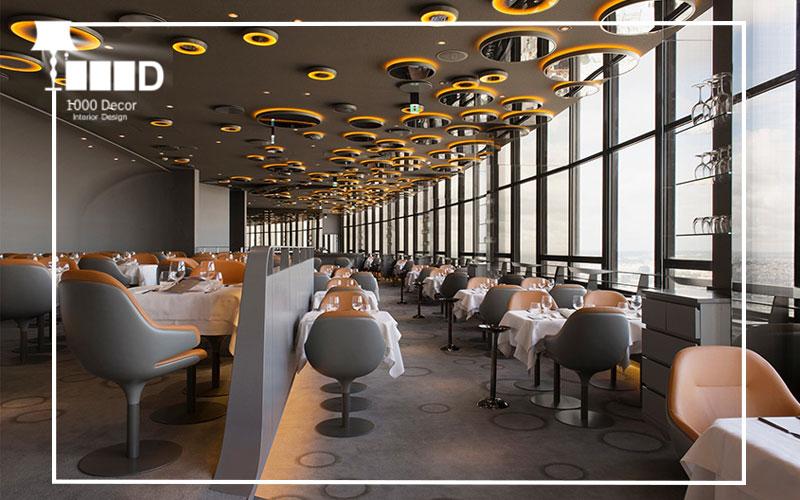 1000decor Cafe and Restaurant Decor No 10 خلاقیت و نوآوری در دکور کافه و رستوران