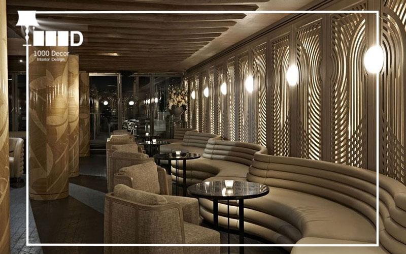 1000decor Cafe and Restaurant Decor No 11 خلاقیت و نوآوری در دکور کافه و رستوران