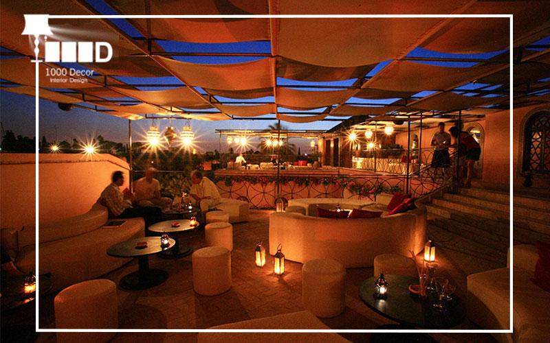 1000decor Cafe and Restaurant Decor No 13 خلاقیت و نوآوری در دکور کافه و رستوران