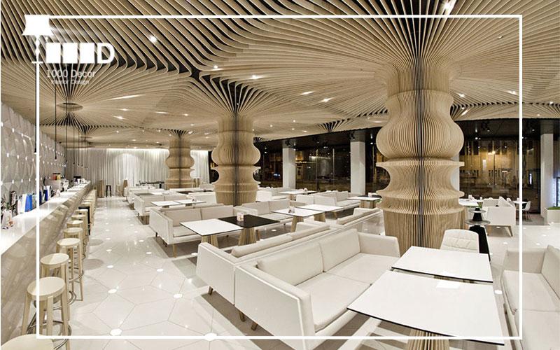 1000decor Cafe and Restaurant Decor No 14 خلاقیت و نوآوری در دکور کافه و رستوران