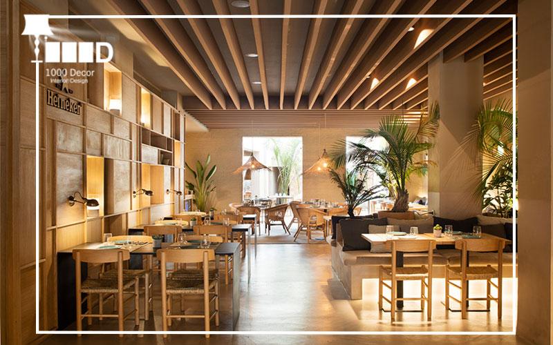 1000decor Cafe and Restaurant Decor No 16 خلاقیت و نوآوری در دکور کافه و رستوران