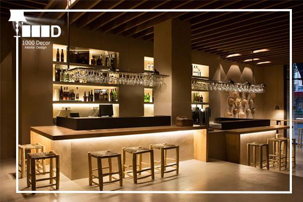 1000decor Cafe and Restaurant Decor No 19 خلاقیت و نوآوری در دکور کافه و رستوران