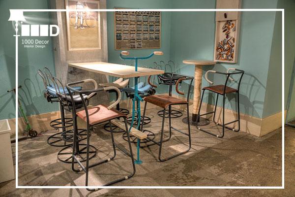 1000decor Cafe and Restaurant Decor d1 خلاقیت و نوآوری در دکور کافه و رستوران