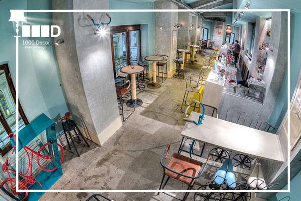 1000decor Cafe and Restaurant Decor d2 ✔خلاقیت و نوآوری در دکور کافه و رستوران(5 ایده جدید)