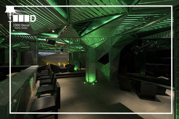 1000decor Cafe and Restaurant Decor d3 خلاقیت و نوآوری در دکور کافه و رستوران