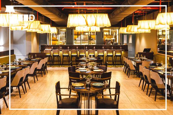 1000decor Cafe and Restaurant Decor decor17 ✔خلاقیت و نوآوری در دکور کافه و رستوران(5 ایده جدید)