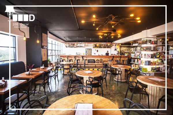 1000decor Cafe and Restaurant Decor decor6 ✔خلاقیت و نوآوری در دکور کافه و رستوران(5 ایده جدید)