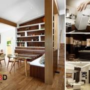 1000decor Decoration design No 07 180x180 اجرای دکوراسیون اداری ، تحولی در محل کار شما