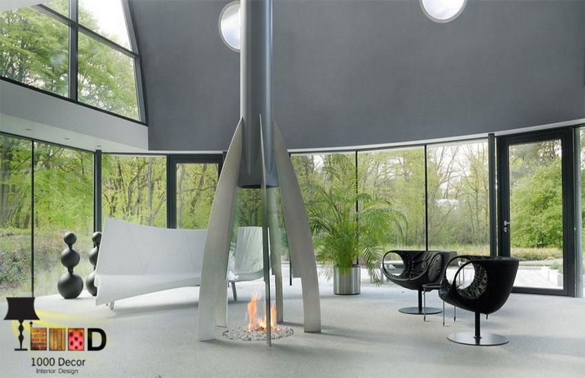 1000decor Decoration design No 10 اجرای دکوراسیون اداری ، تحولی در محل کار شما