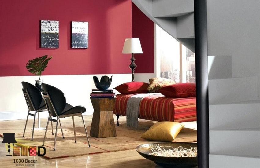 1000decor Decoration design No 11 طراحی دکوراسیون (7 اصل مهم)