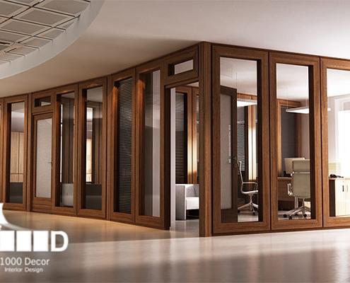1000decor Office Partition Prices 5 495x400 بازسازی و طراحی دکوراسیون