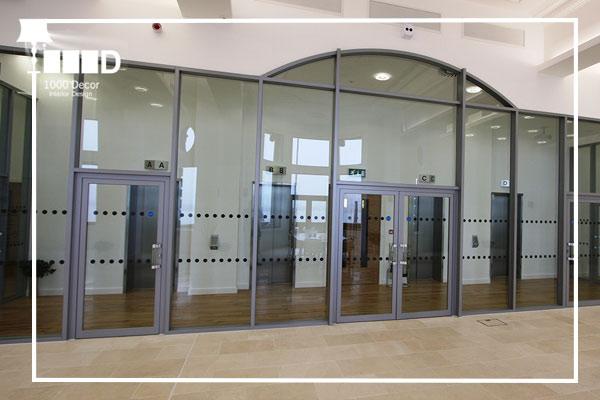 1000decor Office partition price 10 بهترین قیمت پارتیشن اداری را از ما بخواهید