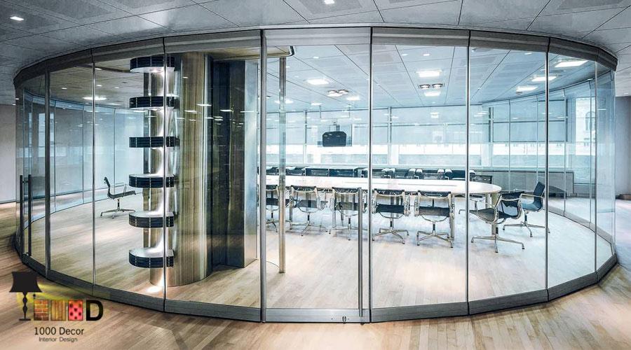 1000decor Office partition price 13 بهترین قیمت پارتیشن اداری را از ما بخواهید