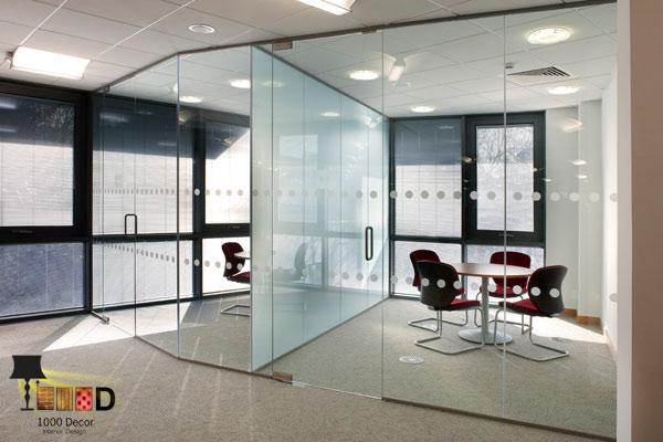 1000decor Office partition price 2 بهترین قیمت پارتیشن اداری را از ما بخواهید
