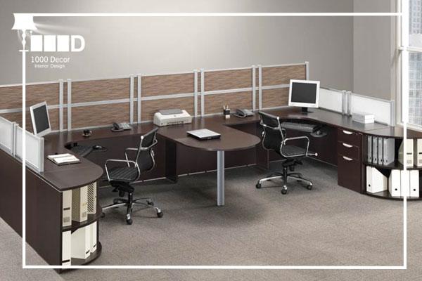 1000decor Office partition price 4 بهترین قیمت پارتیشن اداری را از ما بخواهید